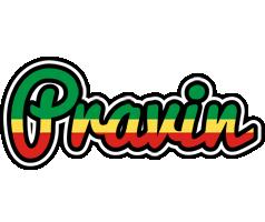 Pravin african logo