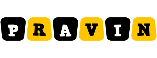 Pravin boots logo