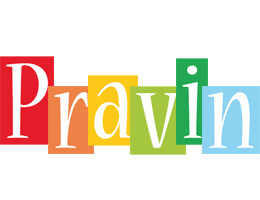 Pravin colors logo