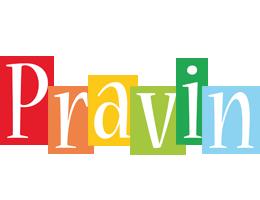 Pravin colors logo