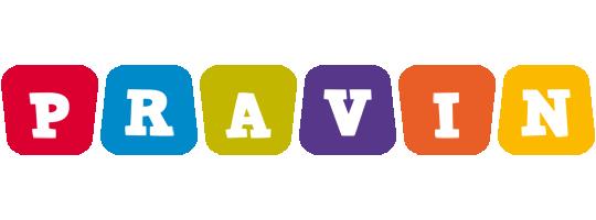 Pravin daycare logo