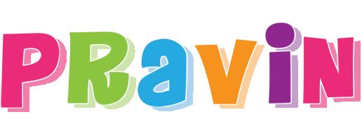 Pravin friday logo
