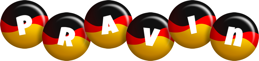 Pravin german logo