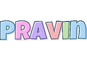 Pravin pastel logo