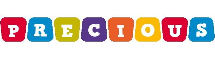 Precious kiddo logo