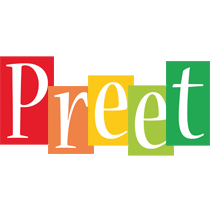 Preet colors logo