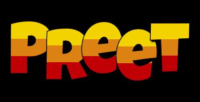 Preet jungle logo