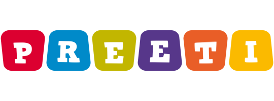 Preeti kiddo logo