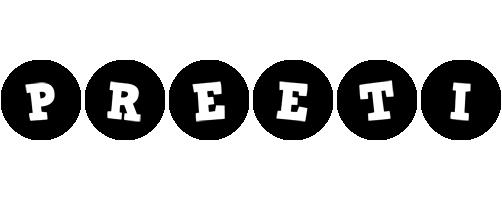 Preeti tools logo