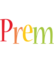 Prem birthday logo