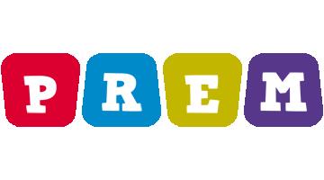 Prem kiddo logo