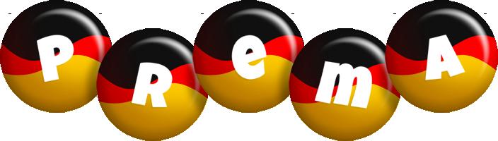 Prema german logo