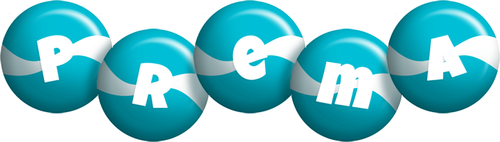 Prema messi logo