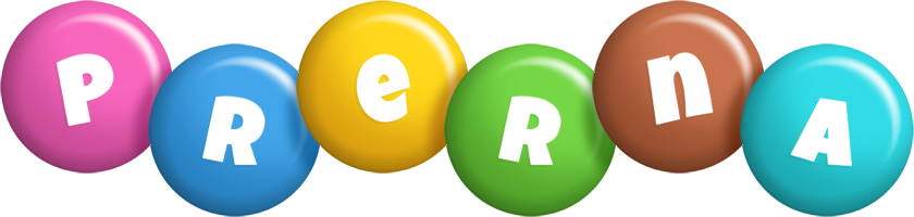 Prerna candy logo