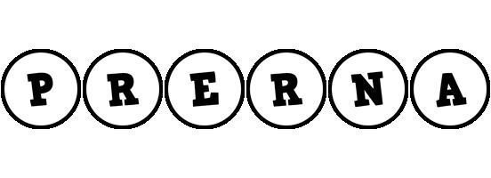 Prerna handy logo