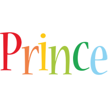 Prince birthday logo