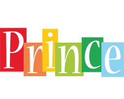 Prince colors logo