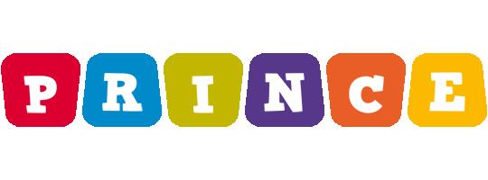 Prince kiddo logo