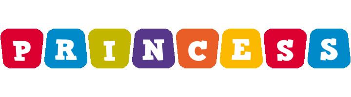 Princess daycare logo