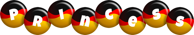 Princess german logo