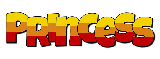 Princess jungle logo