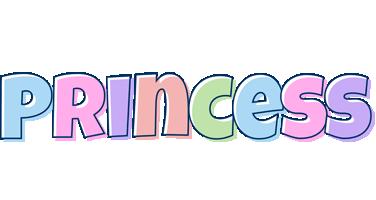 Princess pastel logo