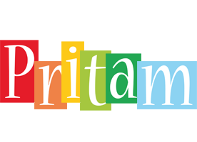 Pritam colors logo