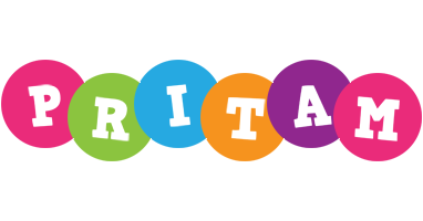 Pritam friends logo