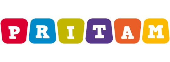 Pritam kiddo logo