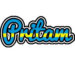 Pritam sweden logo