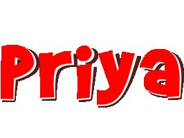 Priya basket logo