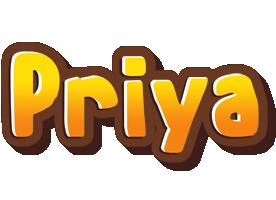 Priya cookies logo