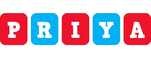 Priya diesel logo