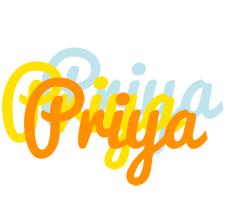 Priya energy logo