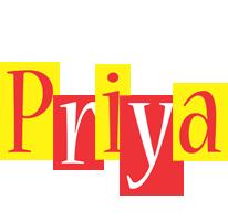 Priya errors logo
