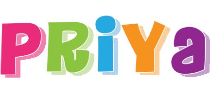 Priya friday logo