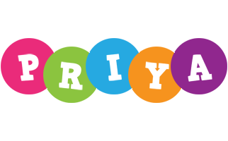 Priya friends logo