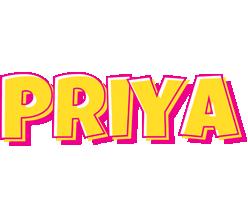 Priya kaboom logo