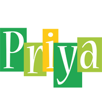 Priya lemonade logo