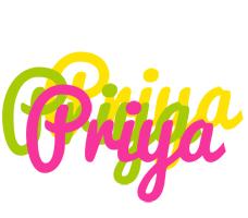 Priya sweets logo