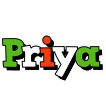 Priya venezia logo