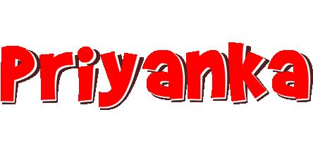 Priyanka basket logo