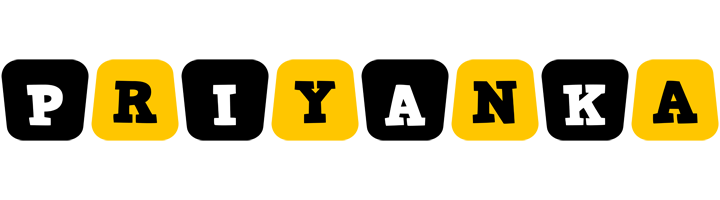 Priyanka boots logo