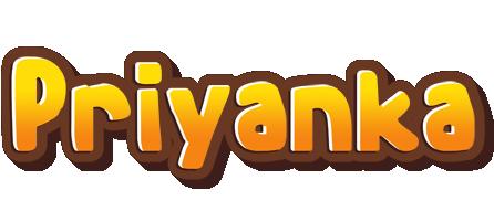 Priyanka cookies logo