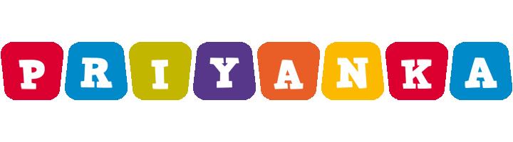 Priyanka daycare logo