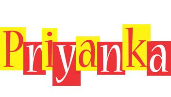 Priyanka errors logo