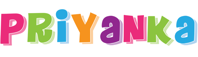 Priyanka friday logo