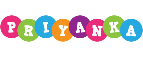 Priyanka friends logo