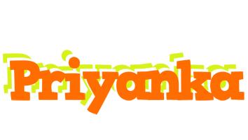 Priyanka healthy logo
