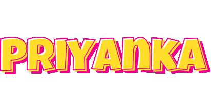 Priyanka kaboom logo